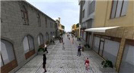 Diyarbakır Suriçi'ndeki eski ve harabe yapılara kentsel dönüşüm yapılacak!