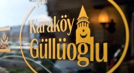 Karaköy Güllüoğlu Baklavacısı, Türkiye'nin ilk Baklavacılık Okulu açtı!