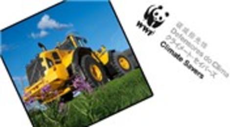 Volvo WWF'nin Çevre Koruma Programına katılan ilk iş makinesi üreticisi oldu!
