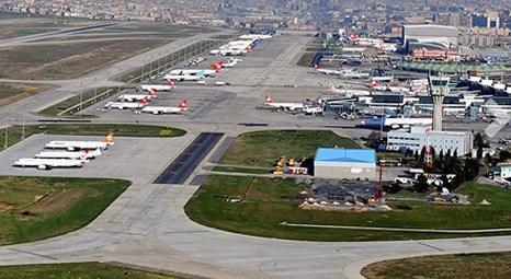 Atatürk Havalimanı faaliyet alanını küçülterek hizmete devam edecek!