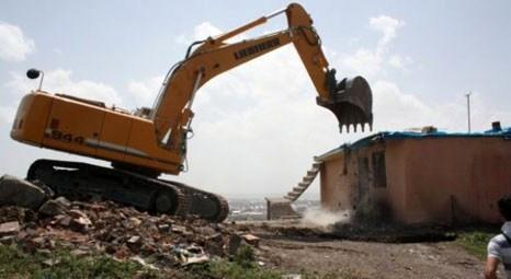 16 ilin emniyet müdürleri, kentsel dönüşüm kapsamında öncelikli yıkım istedi!