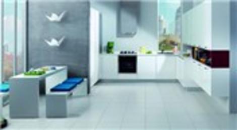 İntema Mutfak Solido serisiyle mutfaklarda sade ve şık bir tasarım!