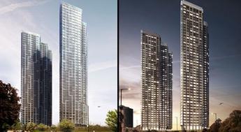 Çiftçi Towers'ta metrekare fiyatları 6 bin 900 dolardan başlıyor!