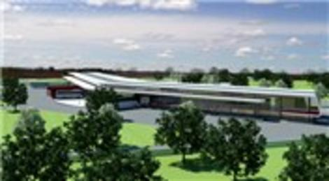Sivas'ta yapılacak şehirlerarası otobüs terminalinin temeli atıldı!