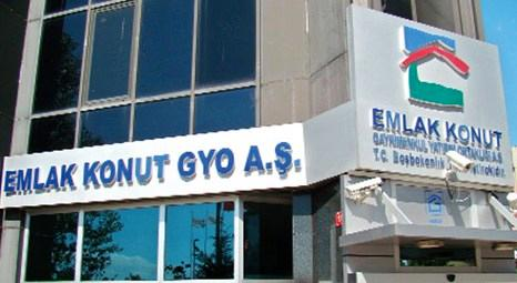 Emlak Konut GYO 2012'nin üçüncü çeyreğini net 231 milyon lira kârla kapattı!