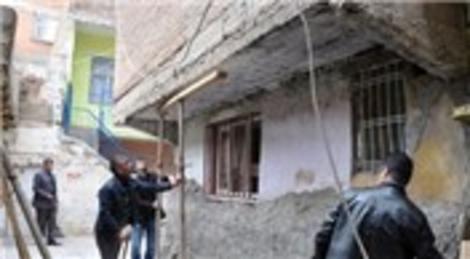 Çevre ve Şehircilik Bakanlığı riskli binaları zemin kattan tespit edecek!