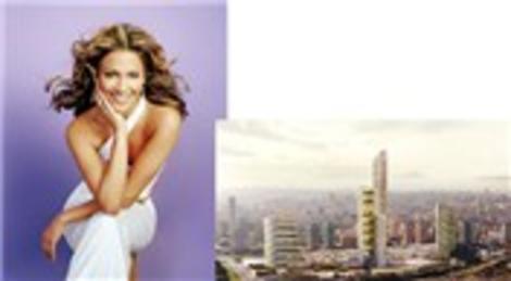 Jennifer Lopez, Metropol İstanbul'un 50. katından daire bakacak!