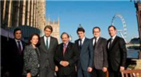 Mustafa Demir, Londra'da Oxford ve Camridge Üniversitesi'nde belediyeciliği anlattı!