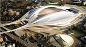 Ulusal Japonya Stadyumu'nun tasarımını Zaha Hadid Architects gerçekleştirecek!
