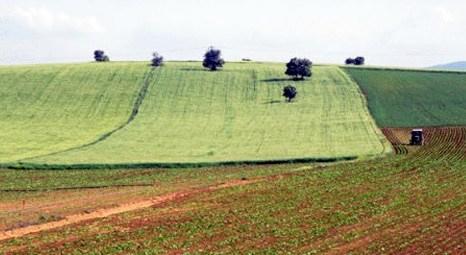 Gölbaşı'ndaki tarım alanlarının satışına engel bir durum yok!