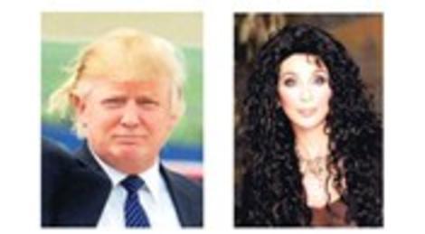 Cher ile Donald Trump, Twitter'da birbirine girdi!