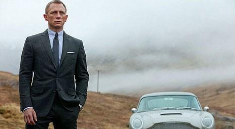 ABD'deki Uluslararası Casus Müzesi'nde, James Bond'un 50. yıl dönümüne özel sergi açıldı!