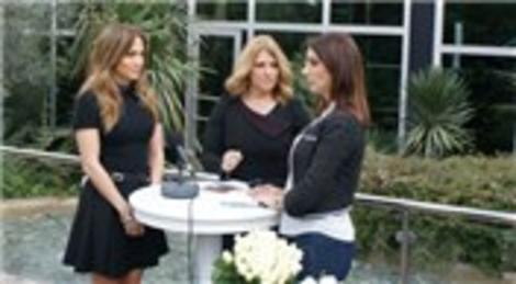 Jennifer Lopez, Metropol İstanbul'daki dairesinin anahtarını teslim aldı! Emlaktasondakika.com canlı yayınladı!