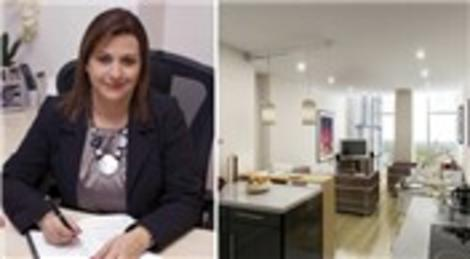 Cansel Turgut Yazıcı: Küçük konutlara olan talep katlanarak artacak!