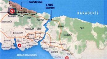 Yeni köprü ve havalimanıyla İstanbul'daki 7 bölgede arsa fiyatları uçuşa geçti!