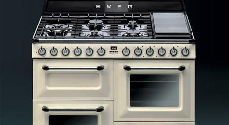 SMEG'in yeni Victoria kuzinesi ile mutfaklar saray gibi!