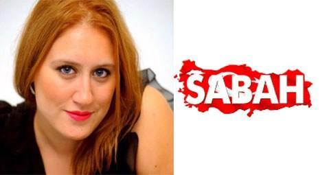 Seda Tabak, Sabah Gazetesi'nin yeni emlak editörü oldu!