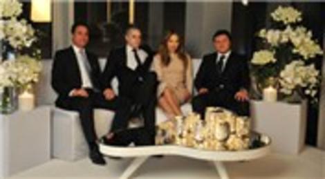 Jennifer Lopez, Le Meridien Etiler'deki Metropol İstanbul Ana Kule lansmanına katıldı!