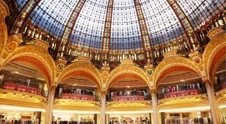 Emaar Boulevardi'de Galeries Lafayette'in ilk mağazası hizmet verecek!