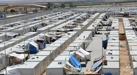 Suriyeliler için Gaziantep ve Şanlıurfa'da 15 bin kişilik yeni konteyner kent kuruluyor!