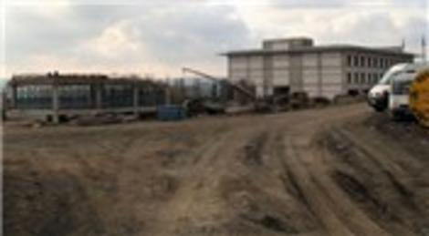 Kasımpaşaspor'un Kemerburgaz'da yapımı devam eden tesislerinde inşaat izni yok!