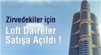 Dumankaya İkon'da loft daireler satışa açıldı!