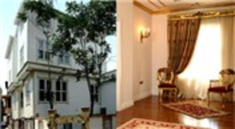 Sultanahmet'teki Erten Konak, müze-otel olmasıyla dikkat çekiyor!