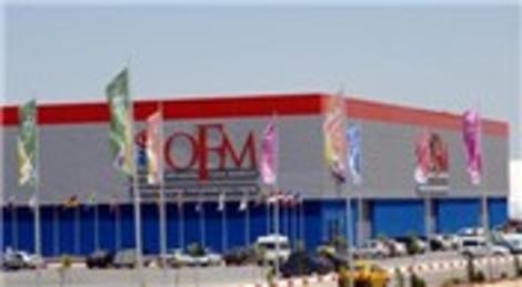 Gaziantep OSB'deki Orta Doğu Fuar Merkezi'ne ek fuar alanı yaptırılacak!
