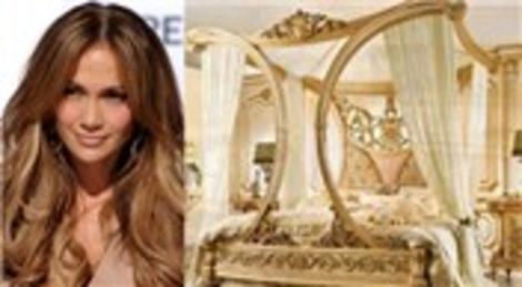 Jennifer Lopez, 100 bin dolarlık bu yatağa hayran kaldı!