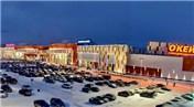 Rönesans Gayrimenkul'ün Rusya'da inşa ettiği Aura AVM 24 Kasım'da açılıyor!