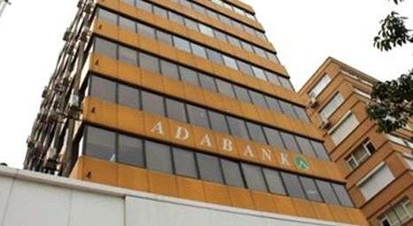 TMSF, Adabank'ı 75 milyon dolara satıyor!