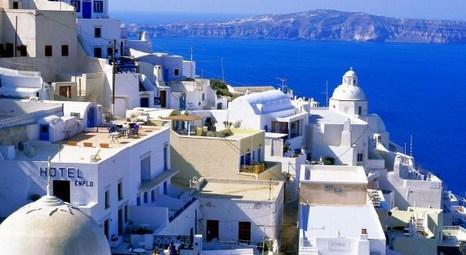 Yunanistan'da ev alanlara 5 yıllık Schengen vizesi hediye!