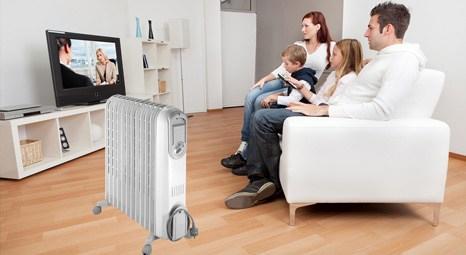 De'Longhi Vento taşınabilir radyatörler ile kışın sıcak hep yanınızda olacak!