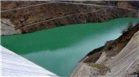 DSİ Genel Müdürlüğü tarafından inşa edilen Atasu Barajı hizmete alınıyor!