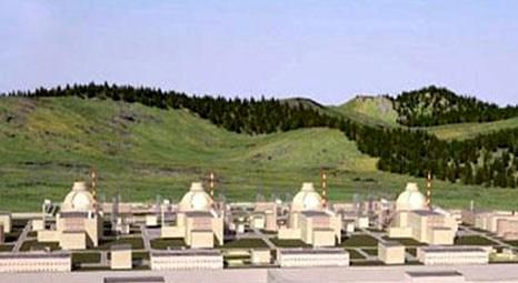 Mersin Akkuyu'daki nükleer santralin inşasına Türk işadamları talip oldu!