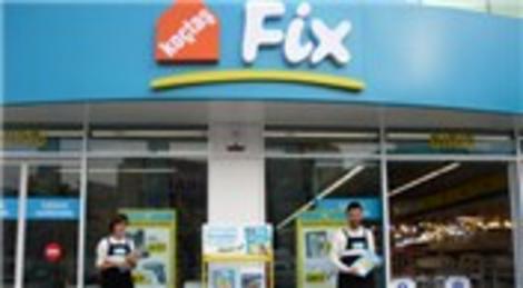 Türkiye'de ilk Koçtaş Fix mağazası Çekmeköy Taşdelen'de açıldı!