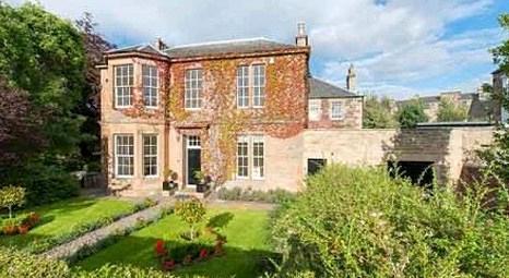 Harry Potter'ın yazıldığı Edinburgh'daki ev 6.4 milyon liraya satıldı!