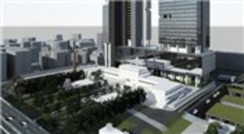 Viatrans Meydanbey'in bahçesi çınar korusuna dönüşüyor!