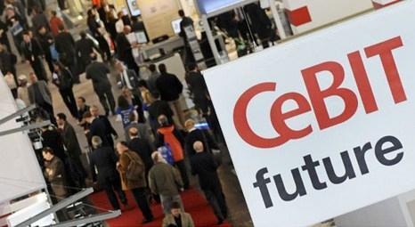 CeBIT Bilişim Eurasia Fuarı 2 Aralık'a kadar devam edecek!