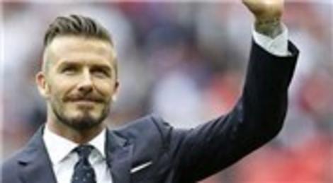 David Beckham, Londra'da lokanta açacak!