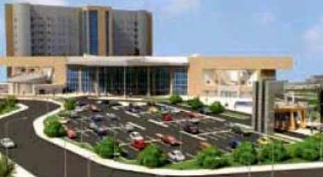 GOP Hastanesi hizmete girmek için gün sayıyor!
