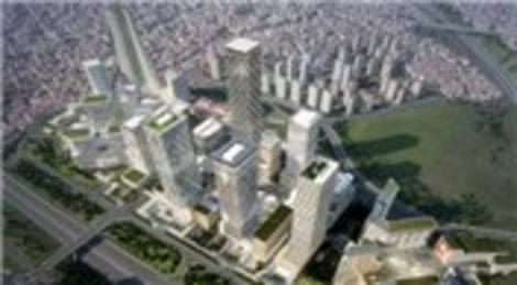 İstanbul'a Ataşehir'deki gibi 6 finans merkezi daha geliyor!