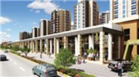 The İstanbul Veliefendi projesinde 950 bin TL'ye 4+1!
