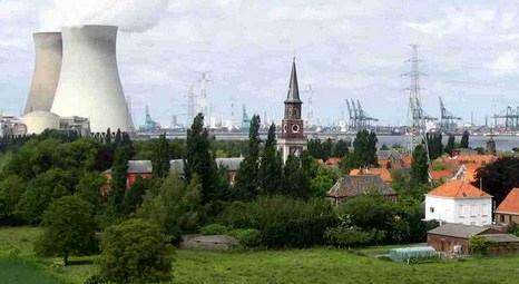 Belçika'daki Doel bölgesi nükleer santral sebebiyle hayalet köye döndü!