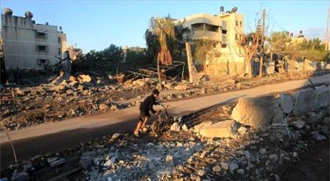 İHH Gazze'ye her biri 25 bin dolarlık 200 ev yaptıracak!