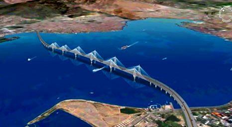 Gebze-İzmir Otoyolu'nun 2.8 milyar TL'lik ilk kısmı 2016 yılında bitiyor!