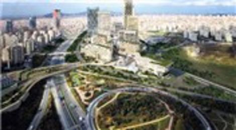 Ataşehir finans merkezine 6 yeni rakip çıktı!