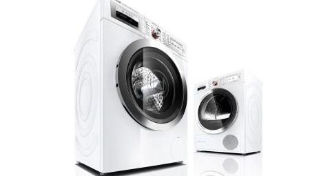 Bosch çamaşır makinesi alana, kurutma makinesi yüzde 40 indirimle!