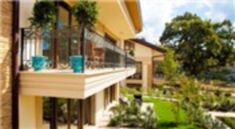 Deneyim İnşaat Zekeriyaköy'de 900 bin dolara villa!