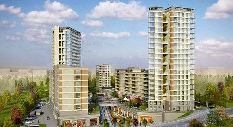 Sur Yapı Corridor Güneşli'de fiyatlar 166 bin liradan başlıyor!